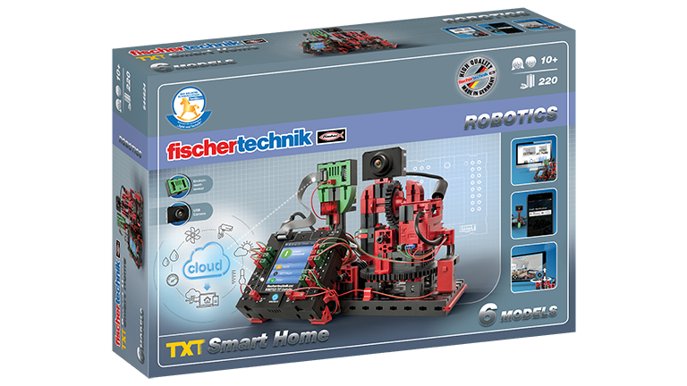 fischertechnik Robotics TXT Smart Home packaging