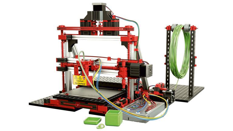 fischertechnik 3D printer model