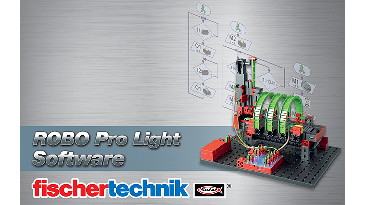 fischertechnik ROBO Pro Light Software